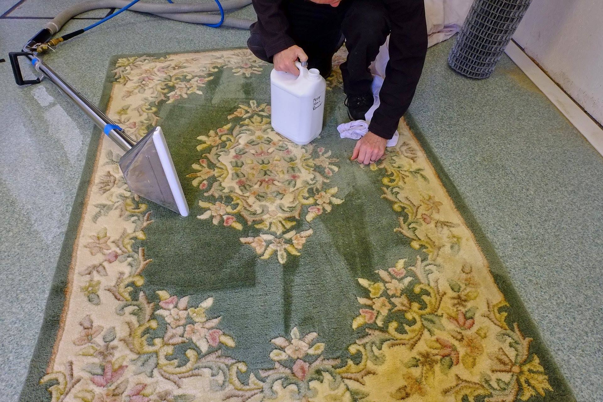 Plymouth Rug Cleaning Processing Products